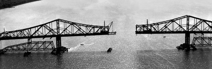Tappan Zee Bridge 1955