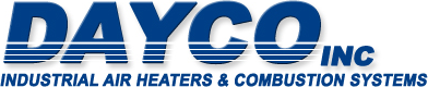 Industrial Air Heaters & Combustion Systems - Dayco Inc.